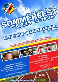 Sommerfest 2015