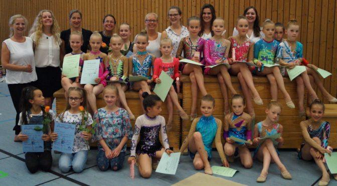RSG Landesmeisterschaften Kinderklassen und Landespokal 2018 am 01.07.18