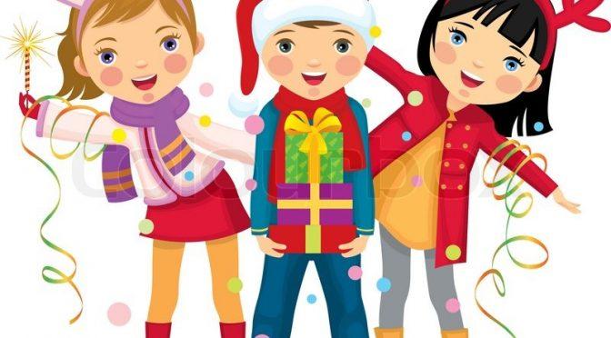 Kinderweihnachtsfeier am 01.12.19